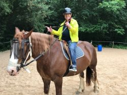 De la Médiation Animale Equine chez nous!